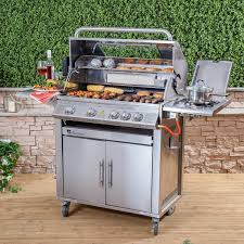 Stainless Steel Barbeque