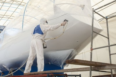 Information on boat painting in Gold Coast